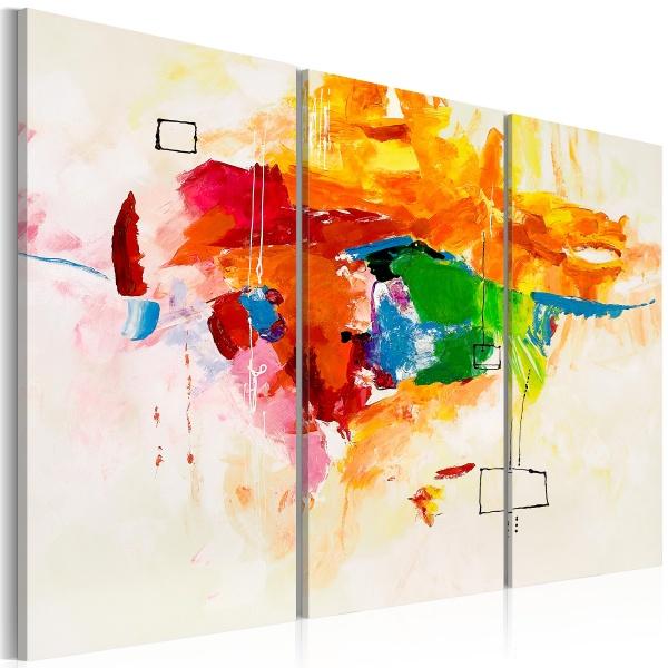 Obraz - Papuga (60x40 cm) A0-N1124