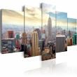 Obraz - Poranek w Nowym Jorku A0-N2989