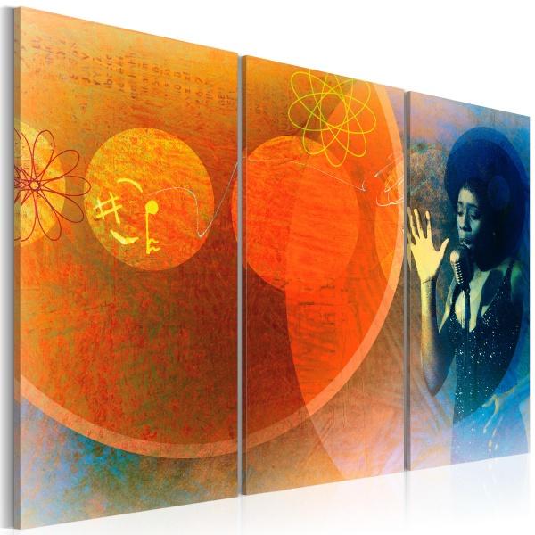 Obraz - Recital (60x40 cm) A0-N1148