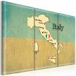 Obraz - Serce Włoch - tryptyk A0-N2118