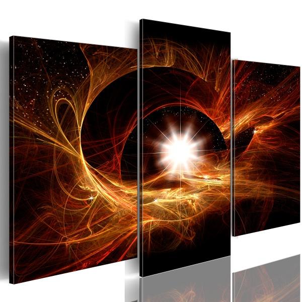 Obraz - Środek Wszechświata (60x50 cm) A0-N1084