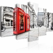 Obraz - Street of London A0-N2657