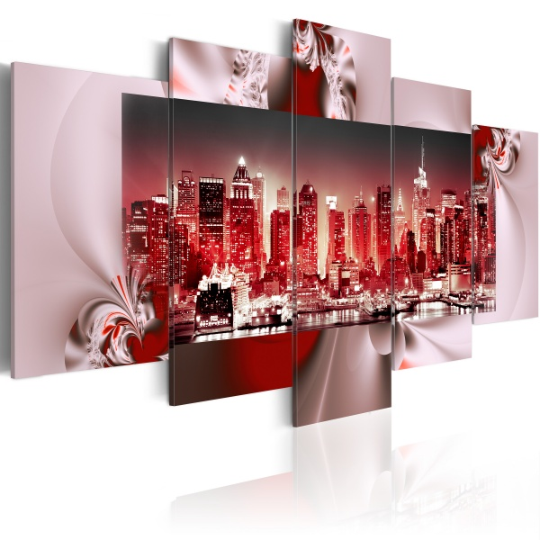 Obraz - Światło II (200x100 cm) A0-N1175-DKX