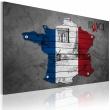 Obraz - Symbole Francji A0-N2190