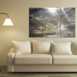 Obraz - The land of mists - triptych A0-N2532