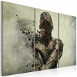 Obraz - The man of stone - triptych A0-N2219