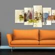 Obraz - Urban design - 5 części A0-N2749