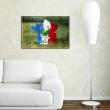 Obraz - Vive la France A0-N2172