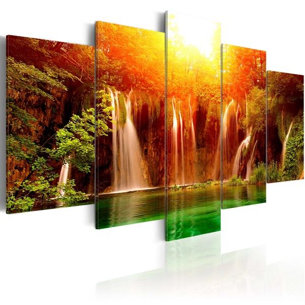 Obraz - W niebie (100x50 cm) A0-N1232