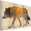 Obraz - Wędrujący wilk A0-N3682
