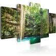 Obraz - Wodospad drzew A0-N3764