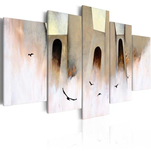 Obraz - Wolność (100x50 cm) A0-N1129