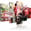 Obraz - Wspomnienia z Londynu - 5 części A0-N2750