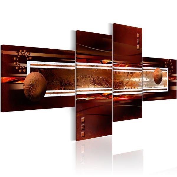 Obraz - Życie na Marsie (100x46 cm) A0-N1012