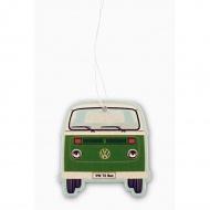 Odświeżacz zawieszka GREEN TEA 7x9x0,2 cm BRISA VW BUS zielony