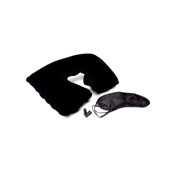 Okulary, poduszka pod szyję, zatyczki do uszu Sagaform Travel SF-5002739