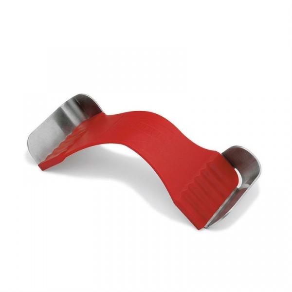 Osłonka na palce do krojenia Kuchenprofi czerwony KU-1229002800