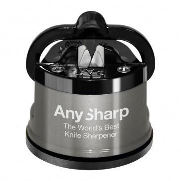 Ostrzałka AnySharp Pro czarno-szara