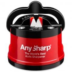 Ostrzałka do noży AnySharp Red Edition czerwona