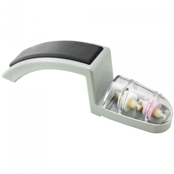Ostrzałka wodna do noży Global 220 MinoSharp ceramiczna szaro-czarna HK-220GB