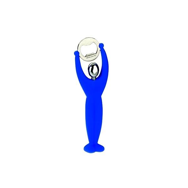 Otwieracz do butelek Casa Bugatti GYM niebieski 32-7089C2U