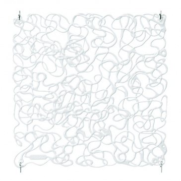 Panel dekoracyjny Koziol Fusion biały