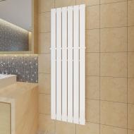 Panel grzewczy z wieszakiem na ręczniki, 465x1500 mm, biały