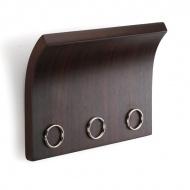 Panel z magnesami na klucze i listy Umbra Magnetter kawa