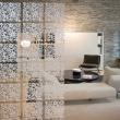 Panele dekoracyjne 4 szt. Koziol Alice czarne KZ-2035526