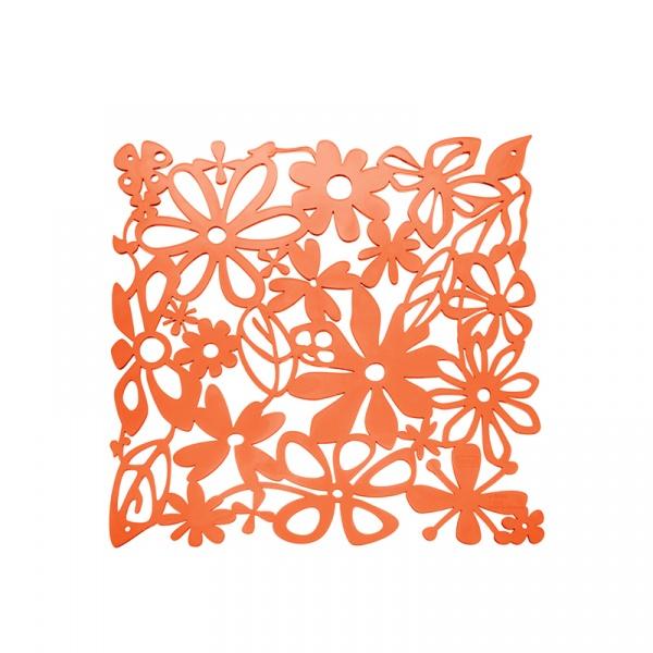 Panele dekoracyjne 4 szt. Koziol Alice pomarańczowe KZ-2035509