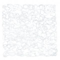Panele dekoracyjne 4 szt. Koziol Fusion transparentne