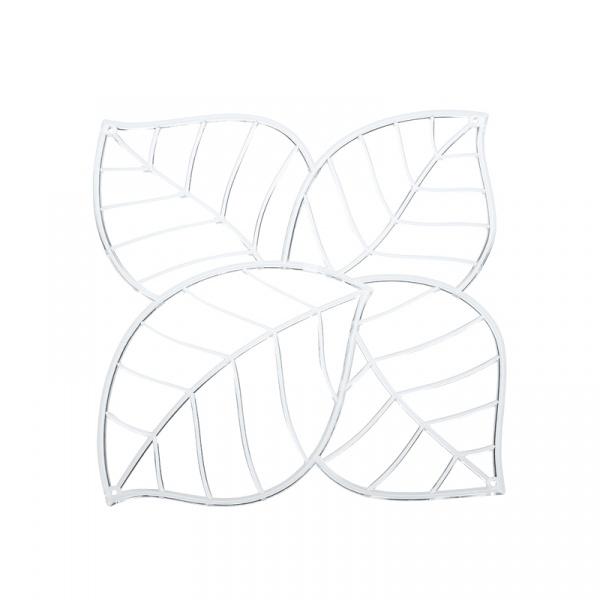 Panele dekoracyjne 4 szt. Koziol Leaf transparentne KZ-2043535