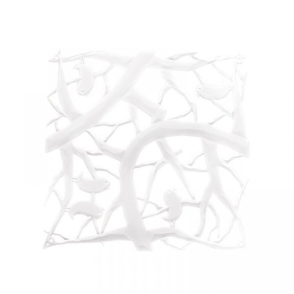 Panele dekoracyjne 4 szt. Koziol Pi:p białe KZ-2042525