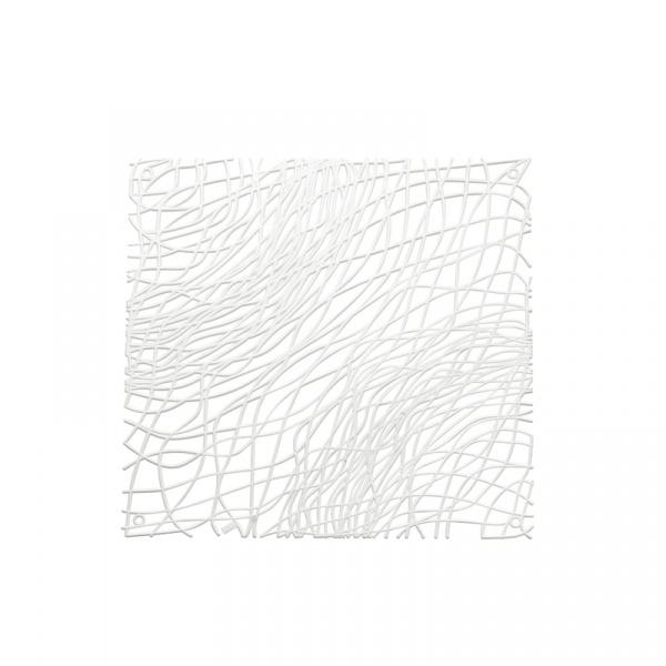 Panele dekoracyjne 4 szt. Koziol Silk białe KZ-2033525