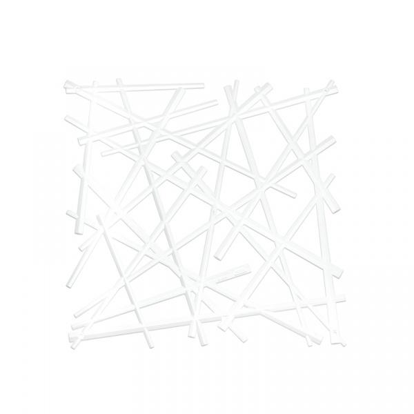 Panele dekoracyjne 4 szt. Koziol Stixx białe KZ-2037525