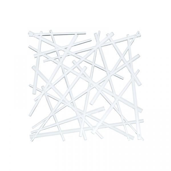 Panele dekoracyjne 4 szt. Koziol Stixx transparentne KZ-2037535