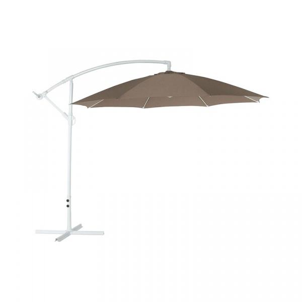 Parasol ogrodowy Suna Kokoon Design szary GA00080TA