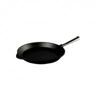 Patelnia 28cm Skeppshult Chefs' Selection czarna