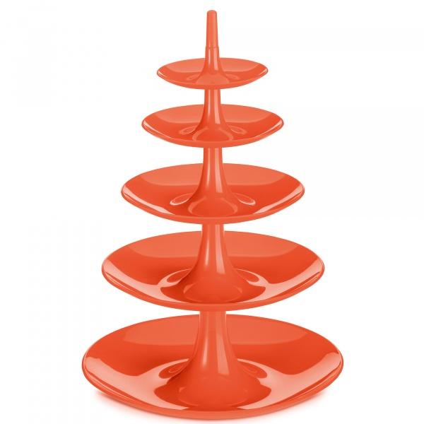Patera Koziol Babell Big pomarańczowo-czerwona KZ-3185633