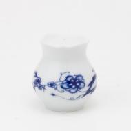 Pieprzniczka porcelanowa 6 cm Kahla Rossella Zwiebelmuster biała