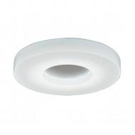Plafon Kenzo 48cm Lampex biały