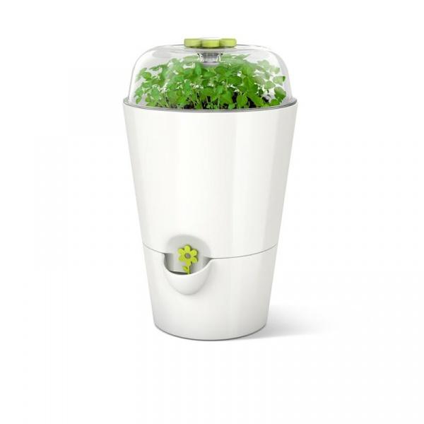 Plantator na zioła 1,2L EMSA Fresh Herbs biały EM-515565