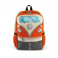 Plecak 30x36x14 cm BRISA VW BUS pomarańczowy