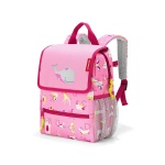 Plecak backpack kids abc friends pink