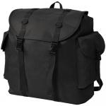 Plecak w stylu wojskowym 40L czarny