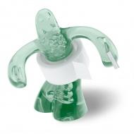 Podajnik taśmy klejącej Koziol ELVIS transparentny zielony KZ-5545656