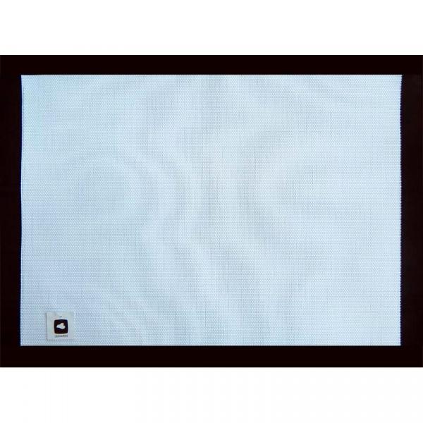 Podkładka na stół 35x48 cm Leonardo biała 079595