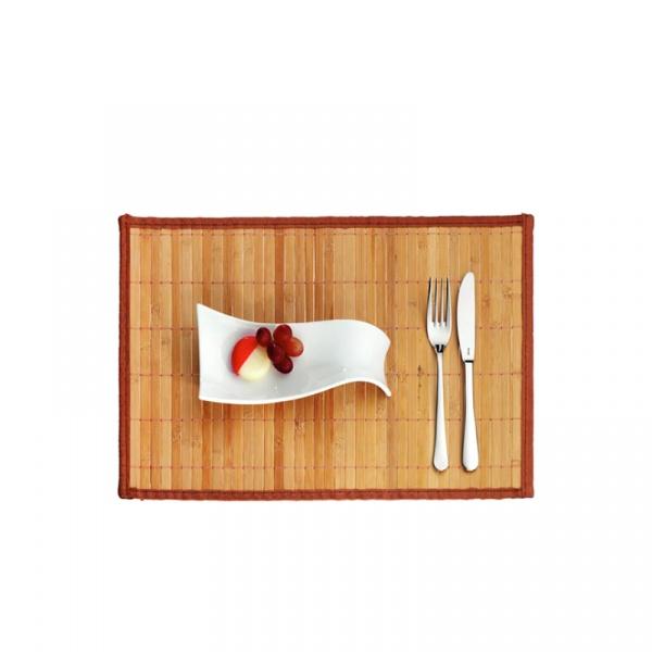 Podkładka na stół bambusowa 45 x 30 cm Kela Casa naturalna KE-15518
