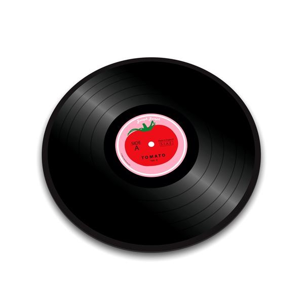 Podstawka okrągła Joseph Joseph Tomato Vinyl 90001