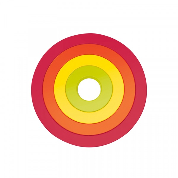 Podstawki pod naczynia Zak! Designs multikolor 2073-900
